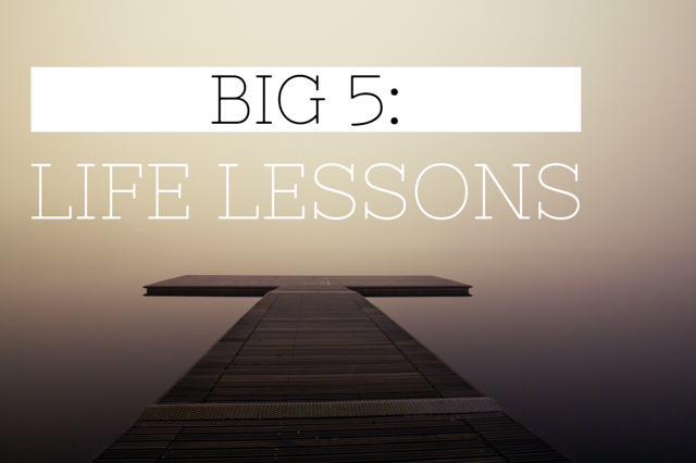 """the big lesson in my life """"the biggest lesson i've learned thus far is to wake up each day and show up   when i was younger, i had a clear picture of what i wanted my life to look like,."""