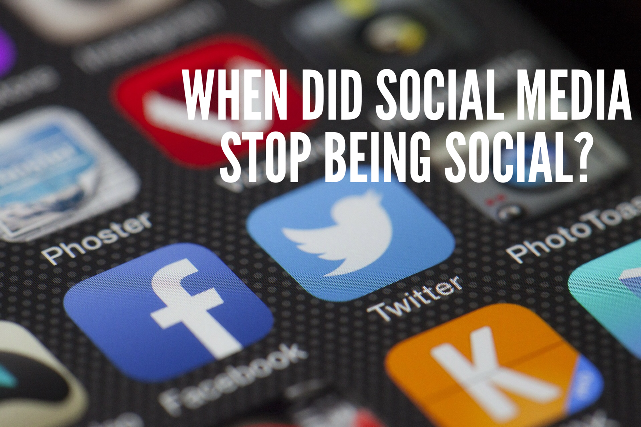 how to stop social media